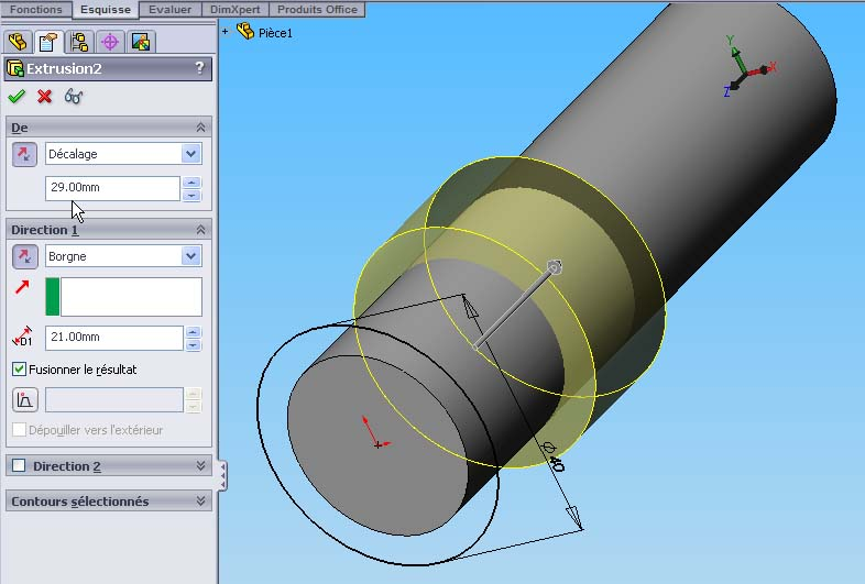 Débuter avec SolidWorks 06-0610