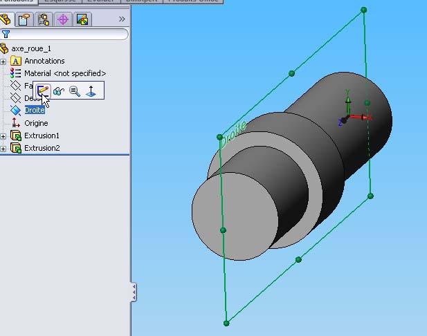 Débuter avec SolidWorks 06-0810