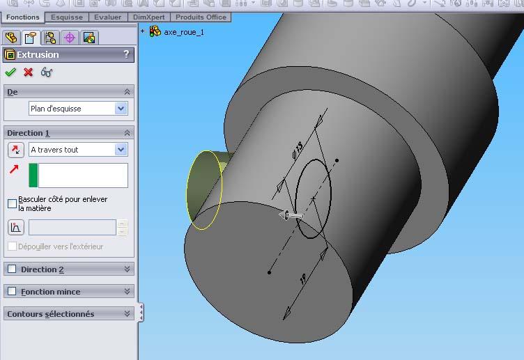 Débuter avec SolidWorks 06-1010