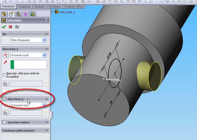 Débuter avec SolidWorks 06-1110