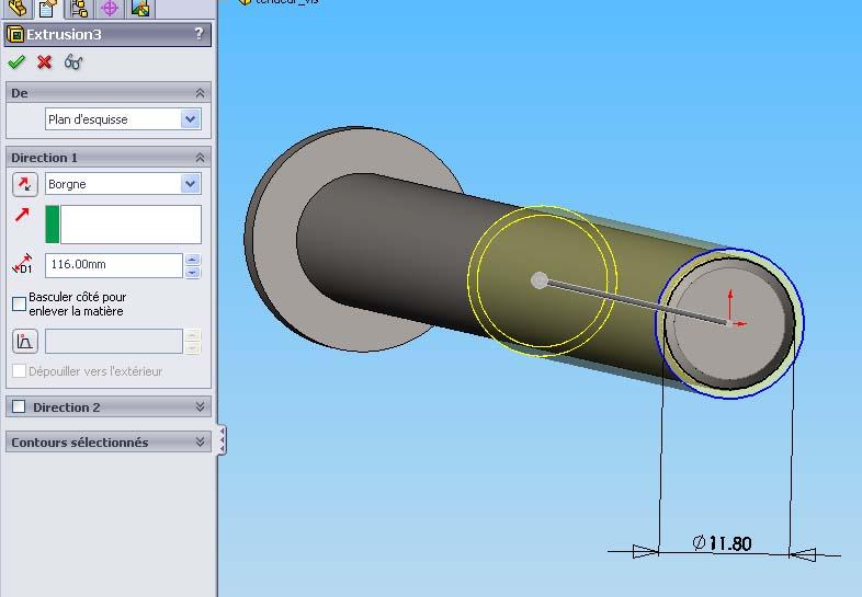 Débuter avec SolidWorks 06-1610