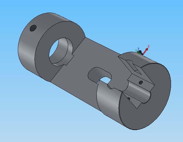 Numérisation 3D avec Mach3 08_p3d10