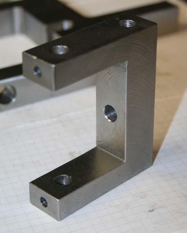 Fabrication d'un appareil à tourner les sphères Perca110