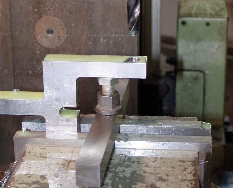 Fabrication d'un appareil à tourner les sphères Percag10