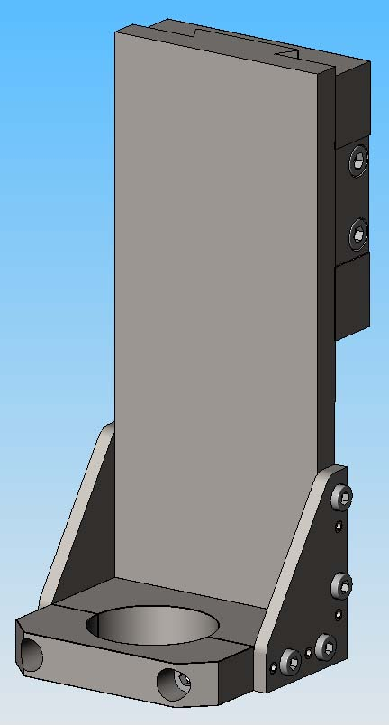 [Fabrication] Porte outil rapide pour CNc Pocn0110