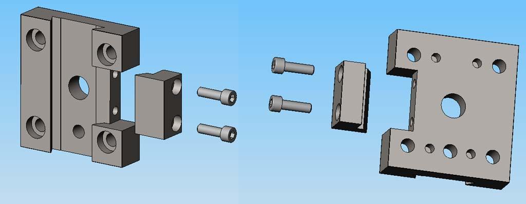 [Fabrication] Porte outil rapide pour CNc Pocn0310