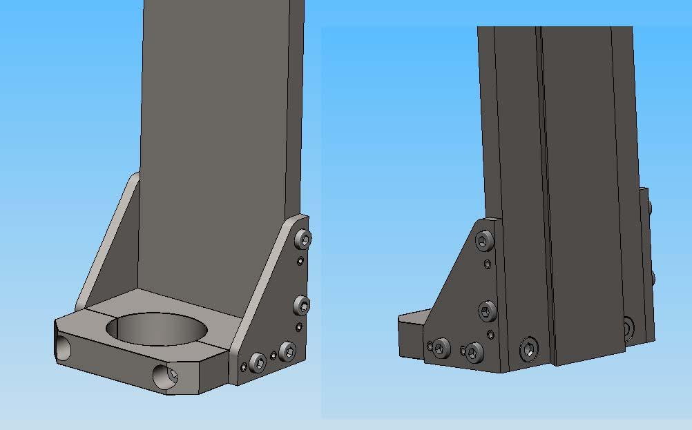 [Fabrication] Porte outil rapide pour CNc Pocn0410