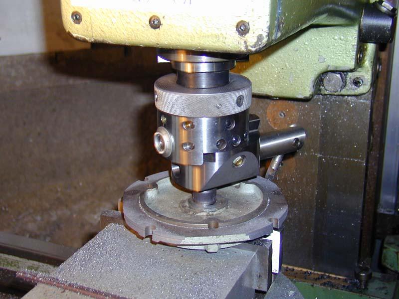 outils de fraisage Tal110