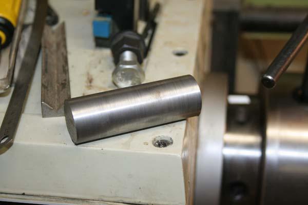 Fabrication d'un appareil à tourner les sphères Tete210