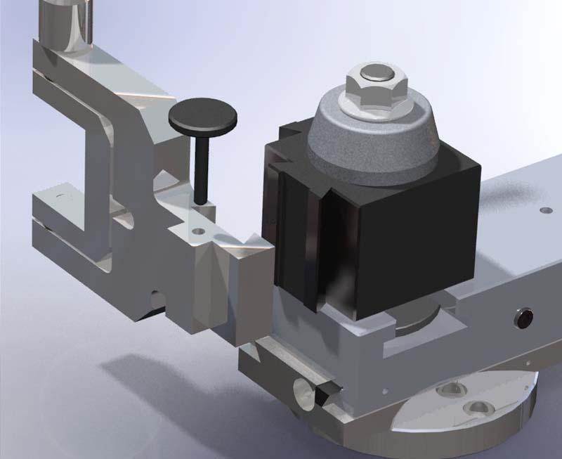 Fabrication d'un appareil à tourner les sphères Tourne10