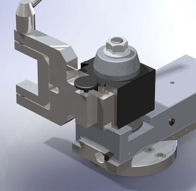 Fabrication d'un appareil à tourner les sphères Tourne11
