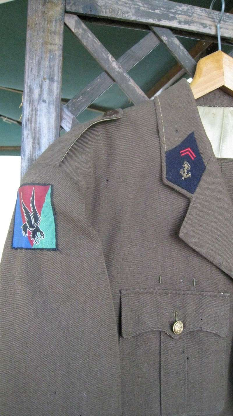 veste de sortie coloniale Insign11