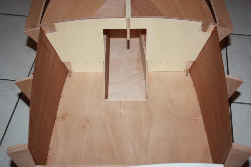 costruzione - RIVA RUNABOUT 1:5 - Pagina 7 2115
