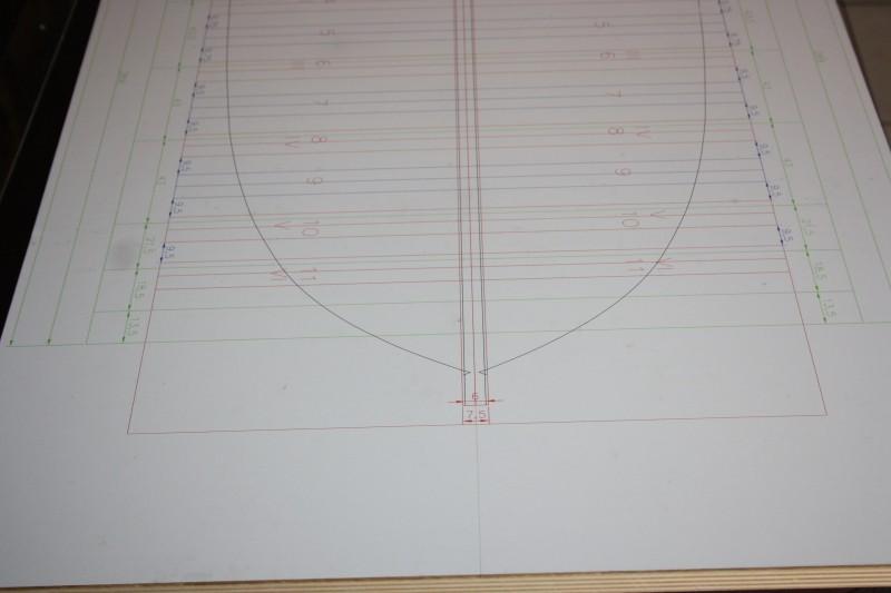 LA BELLE 1684 scala 1:12 3016