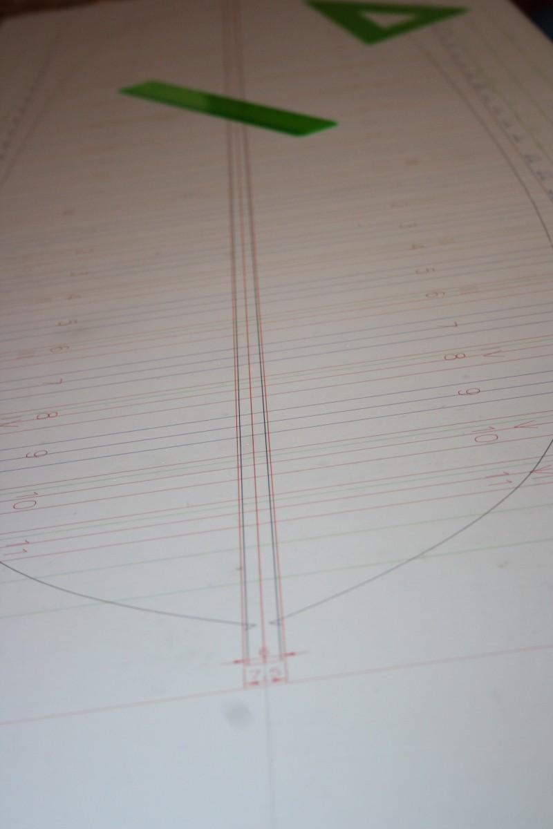 LA BELLE 1684 scala 1:12 3414