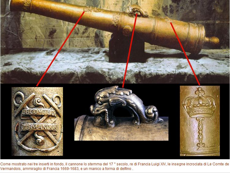 LA BELLE 1684 scala 1:12 - Pagina 3 Cattur24