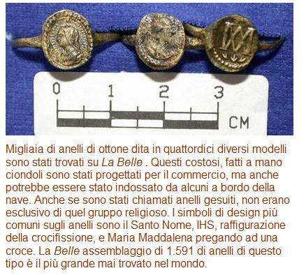 LA BELLE 1684 scala 1:12 - Pagina 4 Cattur61