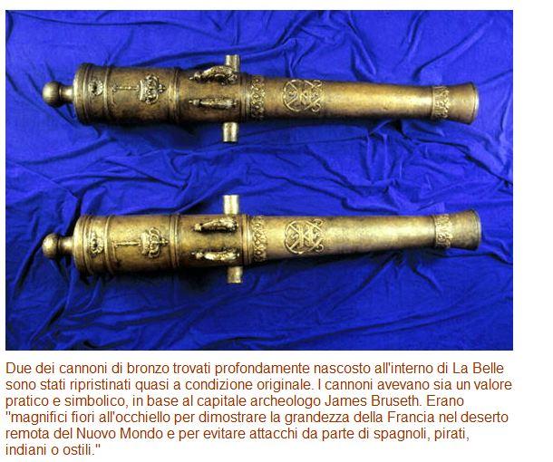 LA BELLE 1684 scala 1:12 - Pagina 4 Cattur75