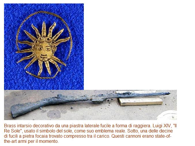 LA BELLE 1684 scala 1:12 - Pagina 4 Cattur79