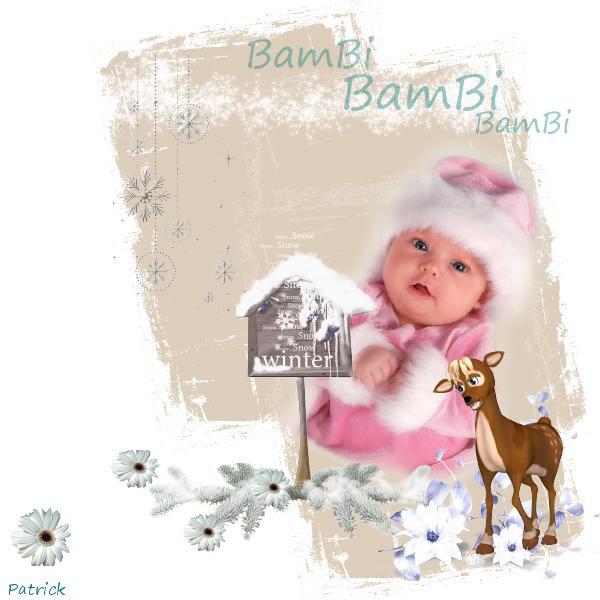Galerie des pages de NOVEMBRE - Page 8 Bambi10