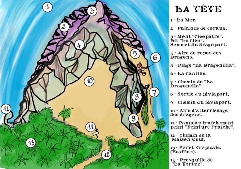 PLANS DE L'ÎLE Cartet11