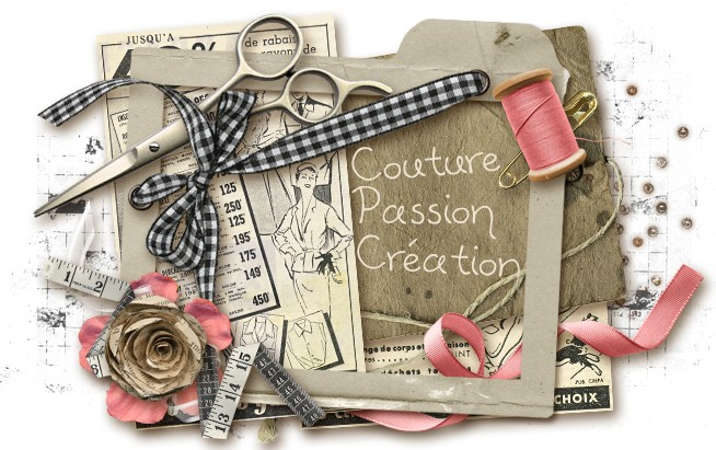 Couture, passion & créations