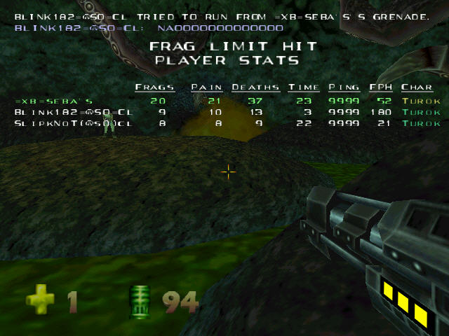 Chief's Screenshots, including some older stuff, like 2006 and before Arena-11
