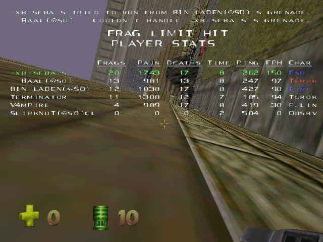 Chief's Screenshots, including some older stuff, like 2006 and before Sebas010