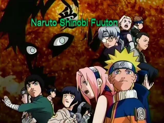 Naruto Shinobi Fuuton!