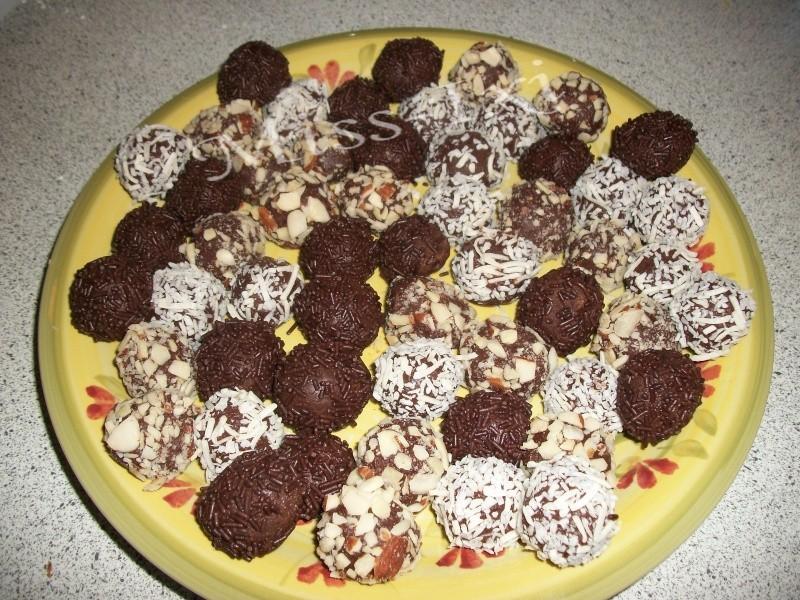 Truffes au chocolat - Page 2 00417