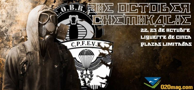 22 y 23 OCTUBRE: The Event: DIE OKTOBER CHEMIKALIE Liguer12