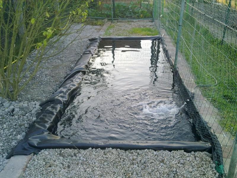 fabrication d un parc  en urgence . 22072011