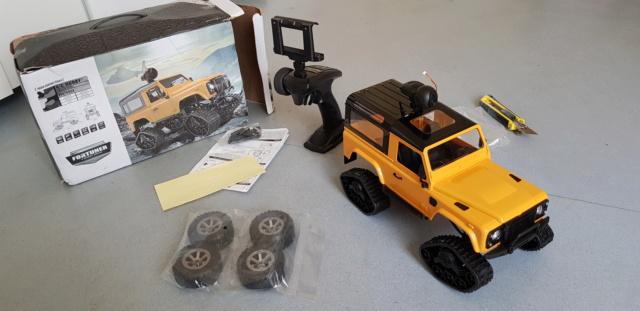 mini crawler FY003 de RC Hobby 20190811