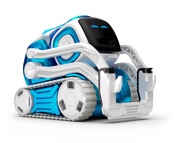 Cozmo le petit robot de Anki  Noël en avance Cozmo-10