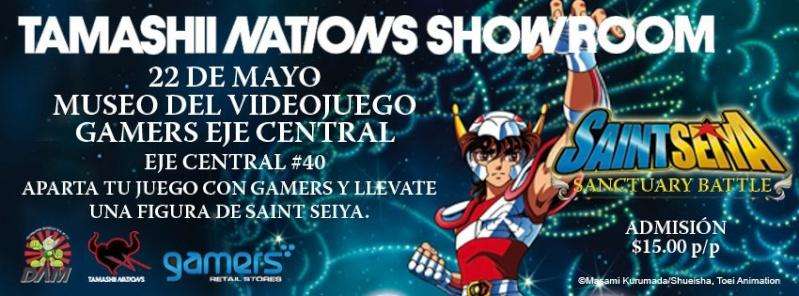 Tamashii Showroom - Mexico 52589010