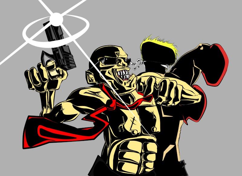 Fan art et autre dessin de concour Duel12