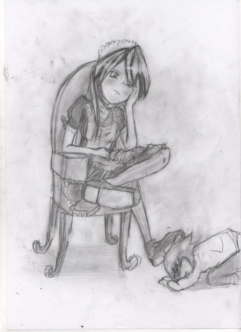 Dessin en bordel N°2 - Page 3 Maid_011
