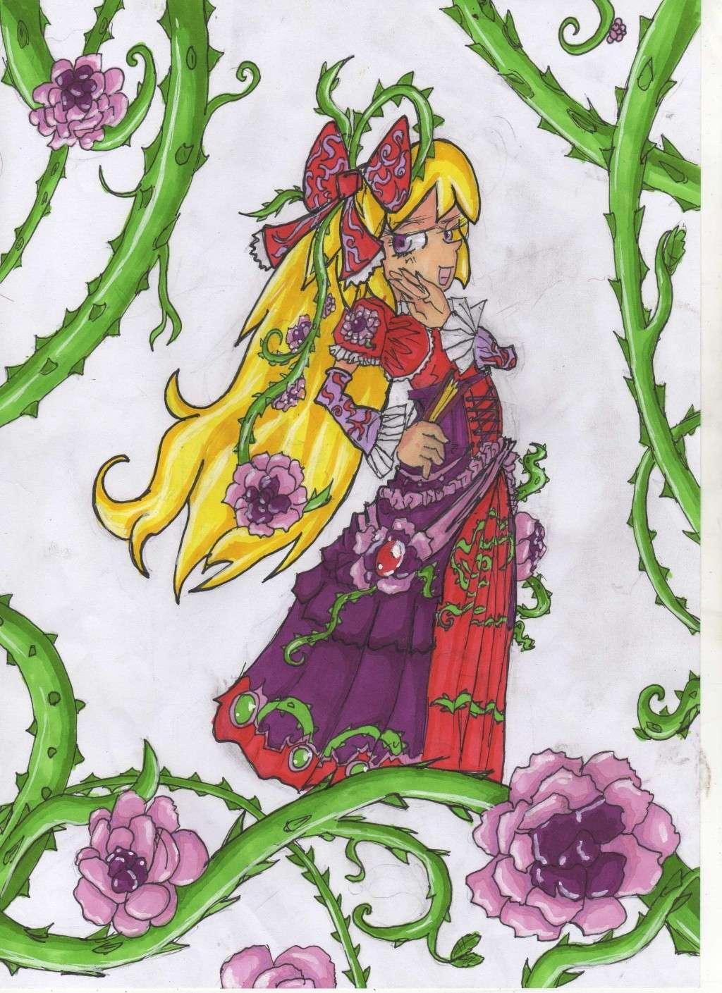 Fan art et autre dessin de concour Robe_v12