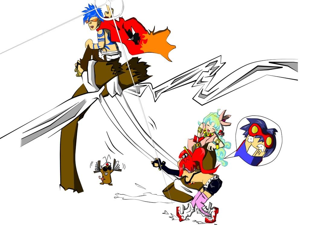 Fan art et autre dessin de concour Ruban_12