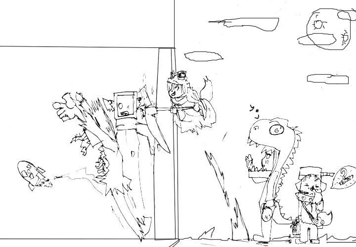 Fan art et autre dessin de concour Sekai_10