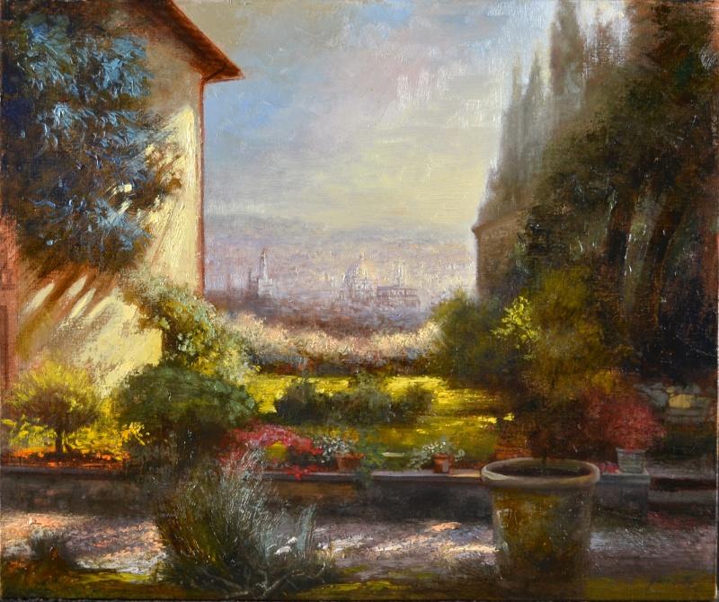 """""""Paesaggi della luce"""" Genova, Palazzo Ducale 12-11-2011 / 22-01-2012 Cid_ae10"""