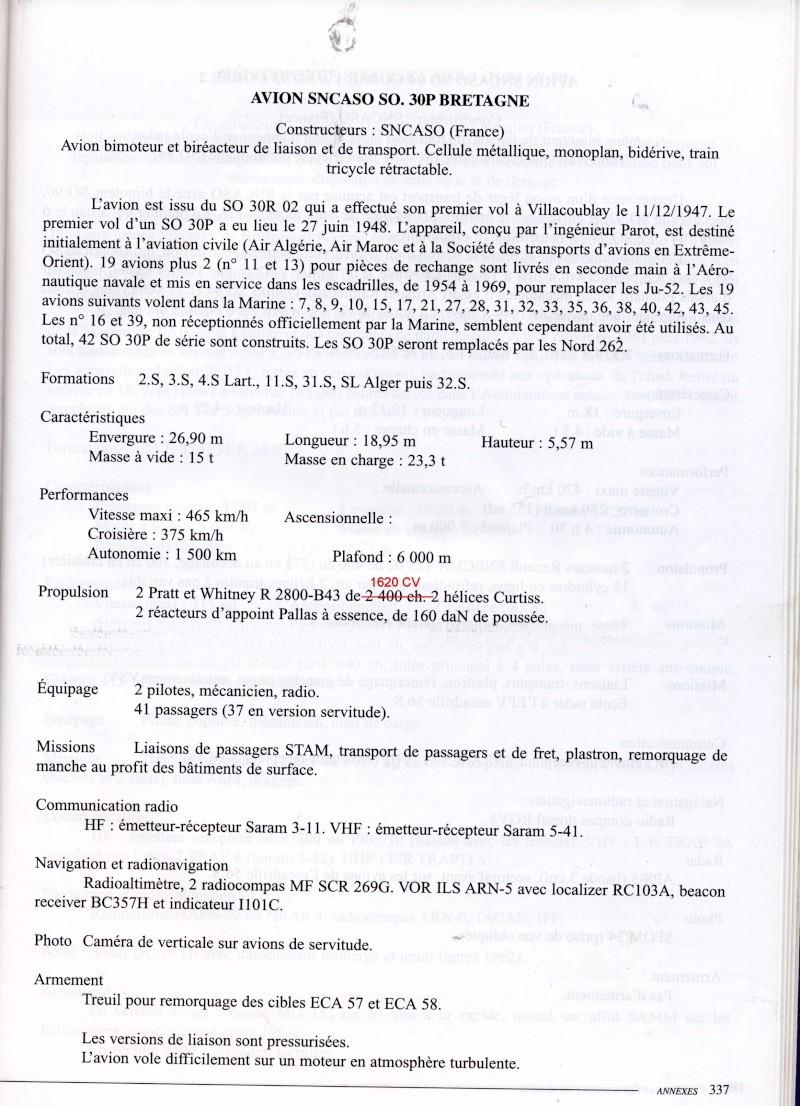 [Les anciens avions de l'Aéro] SO 30-P Bretagne 00217