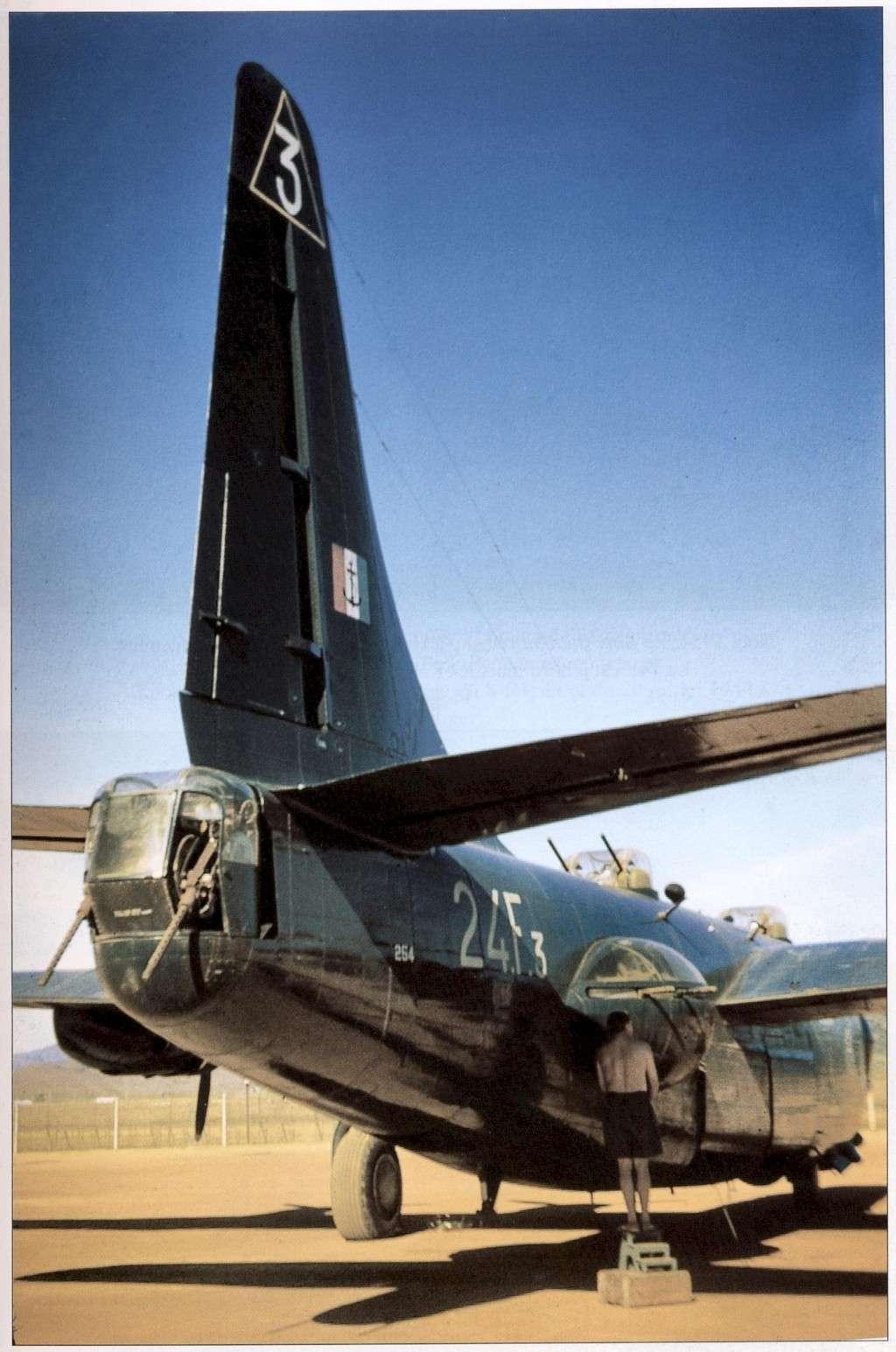 [Les anciens avions de l'aéro] Consolidated PB4Y-2 Privateer 00221