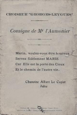 GEORGES LEYGUES (Croiseur) - Page 3 0310