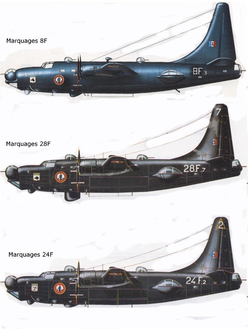 [Les anciens avions de l'aéro] Consolidated PB4Y-2 Privateer - Page 2 Image119