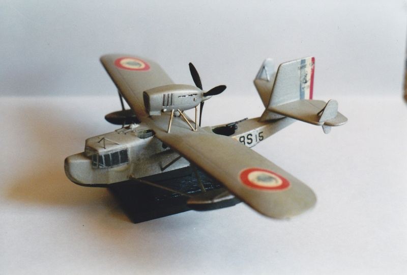 [Les anciens avions de l'aéro] HYDRAVION LOIRE 130 Max10