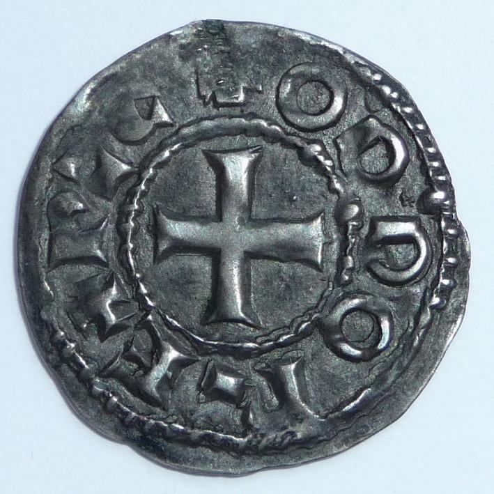 Denier carolingien pour Toulouse P1090710