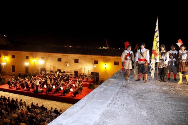 IV Centenario del torreón del Castillo San Carlos de Palma de Mallorca Mallor10