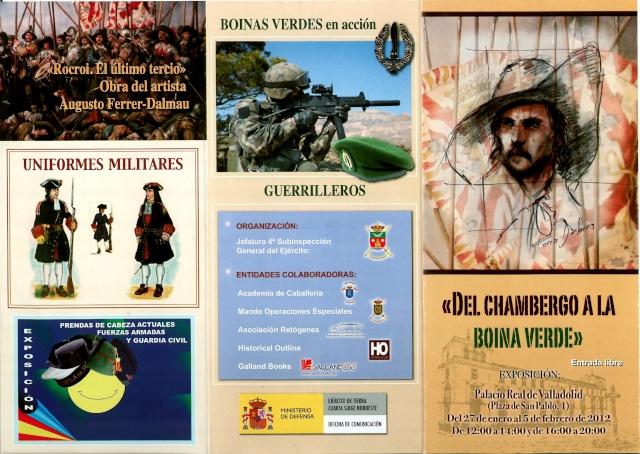 *** Exposicion Ferrer Dalmau y trajes militares en el Palacio Real de Valladolid *** Tripti10