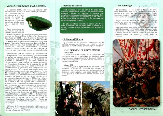 *** Exposicion Ferrer Dalmau y trajes militares en el Palacio Real de Valladolid *** Tripti11